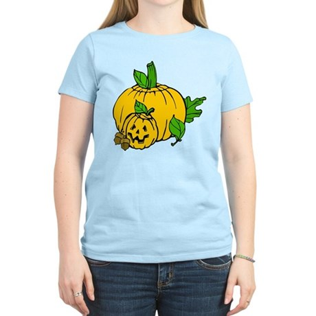 Jack 0 Lantern Women's Light T-Shirt