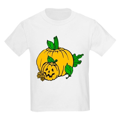 Jack 0 Lantern Kids Light T-Shirt