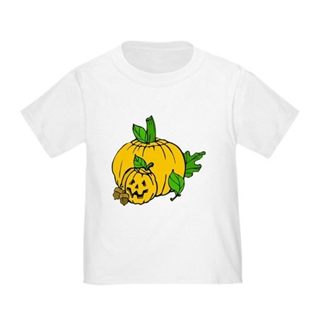 Jack 0 Lantern Toddler T-Shirt