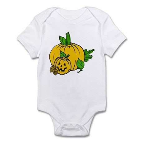 Jack 0 Lantern Infant Bodysuit