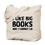 I Big Books Tote Bag