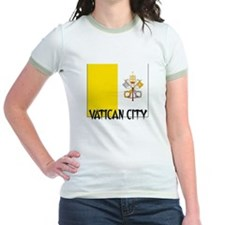 Vatican City Flag T