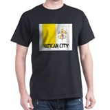 Vatican City Flag T-Shirt