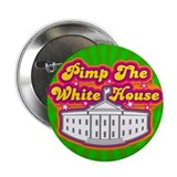 Pimp The White house Retro 2.25&amp;quot; Button (10 p