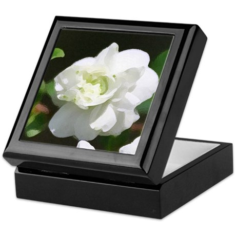 Dainty Whites Keepsake Box