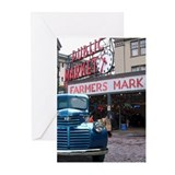 Pike Place Market Greeting Cards (Pk of 10)