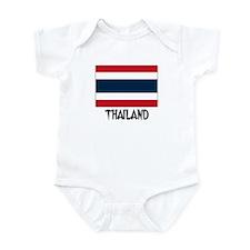 Thailand Flag Infant Bodysuit