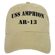 USS AMPHION Baseball Cap