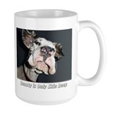 Beauty is Only Skin Deep Coffee Mug