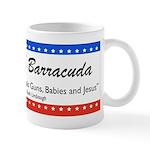 Sarah Palin Barracuda Rush Mug