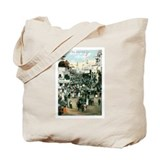 Coney Island New York Tote Bag