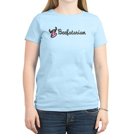 Beefatarian Women's Light T-Shirt