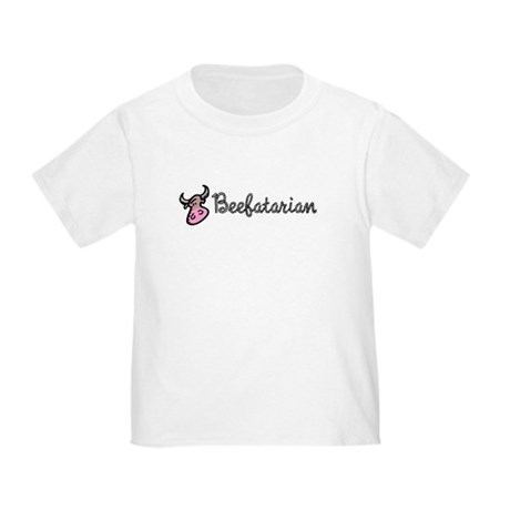 Beefatarian Toddler T-Shirt