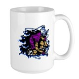 Colorful Cyclist Mug