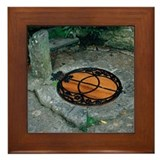 Chalice Well - Framed Tile