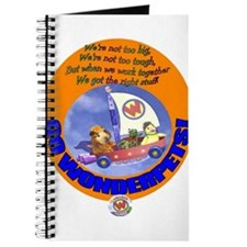 Wonderpets Journal