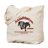 The Dachshund Network Forums Tote Bag