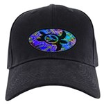Peace Turtles Black Cap