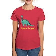 Dinosaur Never Forget Tee