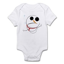 christmas misfits snows Infant Bodysuit