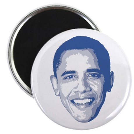 Obama Face Magnet
