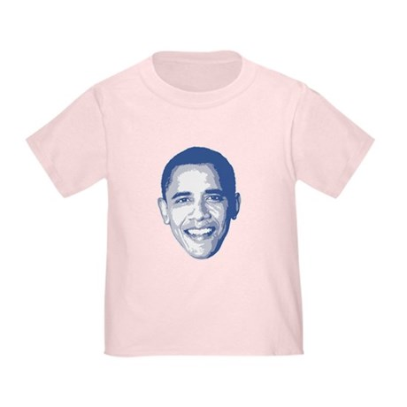 Obama Face Toddler T-Shirt