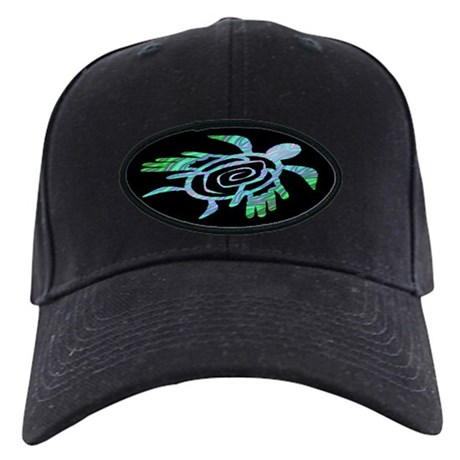 Winged Turtle Black Cap