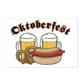 Oktoberfest Postcards (Package of 8)