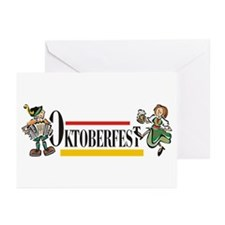 Oktoberfest Greeting Cards (Pk of 20)