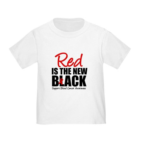 RedIsTheNewBlack3 Toddler T-Shirt