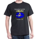 Version SSN 578 Officer T-Shirt
