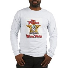 Gudgeon Pirates Long Sleeve T-Shirt