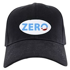 Anti Obama ZERO Baseball Hat