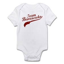 Team Barracuda Infant Bodysuit