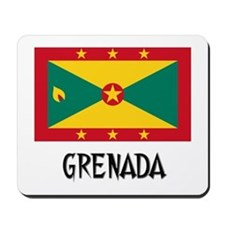 Grenada Flag Mousepad