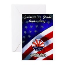 Pompano Greeting Cards (Pk of 10)