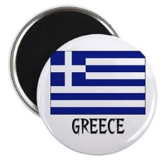 Greece Flag Magnet