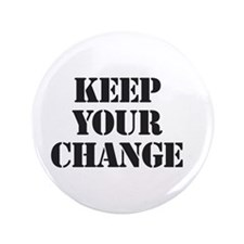 """Cute President hope and change 3.5"""" Button (100 pack)"""
