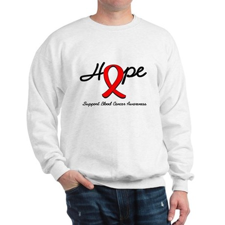 Blood Cancer Hope Sweatshirt