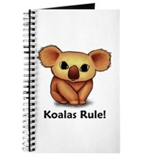 Koalas Rule! Journal
