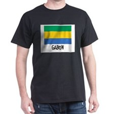 Gabon Flag T-Shirt