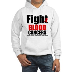 Fight Blood Cancers Hooded Sweatshirt