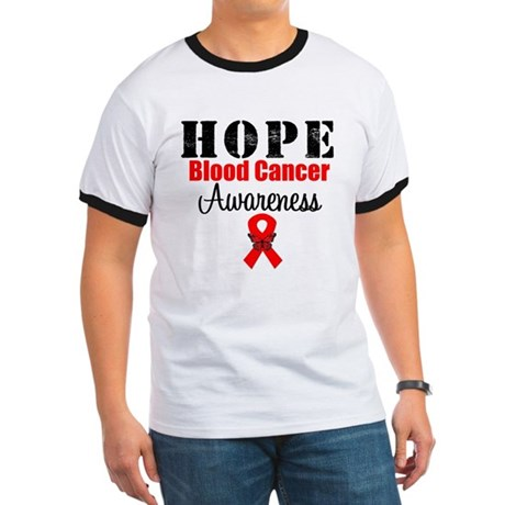 Blood Cancer Hope Ringer T