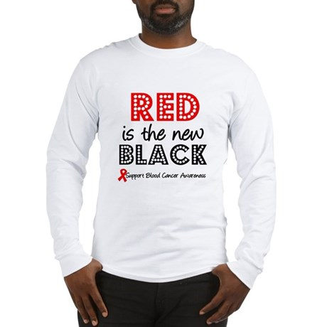 RedIsTheNewBlack Long Sleeve T-Shirt