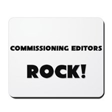 Commissioning Editors ROCK Mousepad