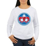 LOVEMATISM Women's Long Sleeve T-Shirt