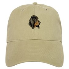 Black and Tan Coonhound Baseball Cap