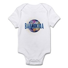 F.C. Barcelona Infant Bodysuit