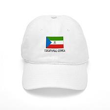 Equatorial Guinea Flag Baseball Cap