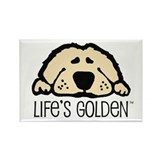 Life's Golden Rectangle Magnet